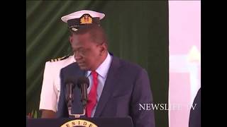 NEW POLICE HIERARCHY IN KENYA POLICE SERVICE
