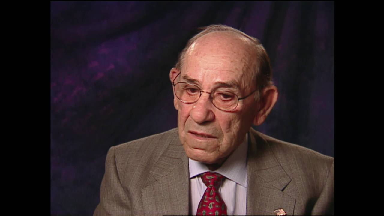 Yogi Berra | Academy of Achievement