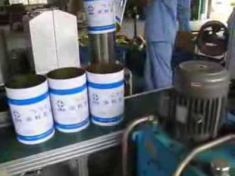 automatic tin can production line