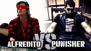 ALFREDITO VS PUNISHER