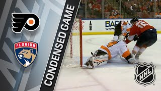 03/04/18 Condensed Game: Flyers @ Panthers