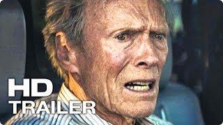НАРКОКУРЬЕР ✩ Трейлер #1 (2019) Клинт Иствуд