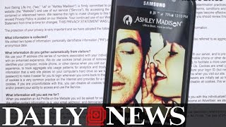 Ashley Madison Hackers are Blackmailing Money From Users