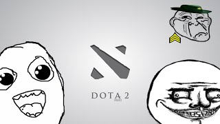 WELCOME TO LOW PRIORITY (Dota 2 Griefing)