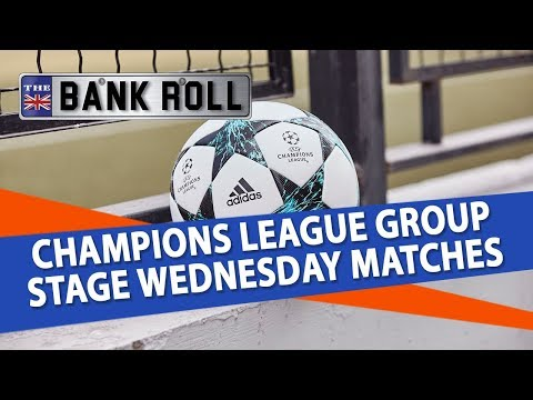 Free UCL Picks & Predictions | Champions League Group Stage Betting Wednesday Preview | The Bankroll
