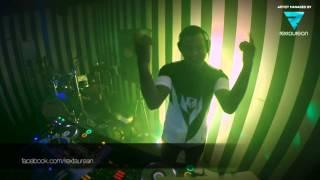 DJ ABI at Fahrenheit - Doha,Qatar