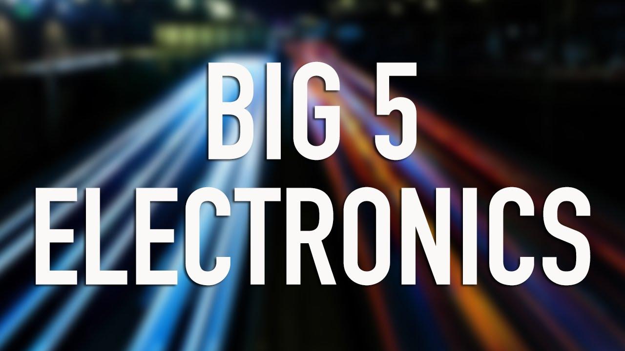 CAR AUDIO / CAR VIDEO WHOLESALE DISTRIBUTOR – BIG 5 ELECTRONICS