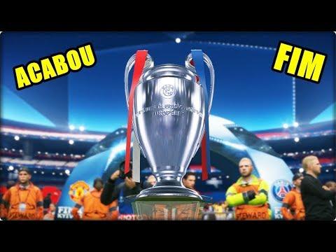 PSG vs MANCHESTER UNITED FINAL UEFA CHAMPIONS LEAGUE !!!! PES 2018 - MASTER LEAGUE #31