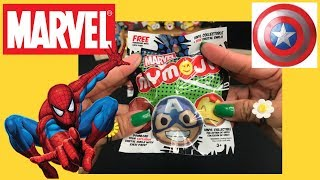 Marvel MyMoji Vinyl Collection Blind Bags Opening | Toys Galaxy