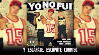 Yo No Fui (Lyric Oficial) - Mario Hart, Pancho Rodríguez y David Zegarra