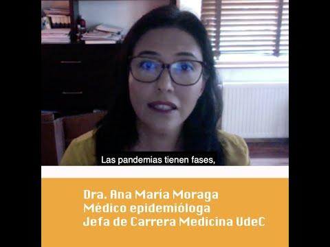 #VocesUdeC: Dra. Ana María Moraga, epidemióloga y Jefa de Carrera de Medicina #UdeC