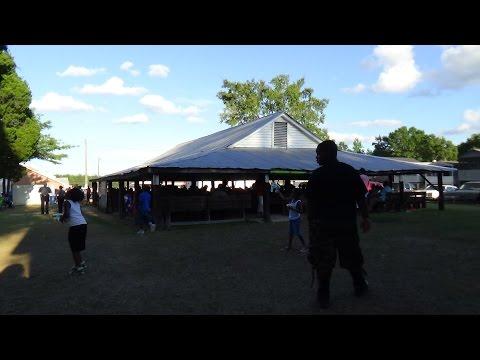 Camp Meeting At Mt  Carmel 2014