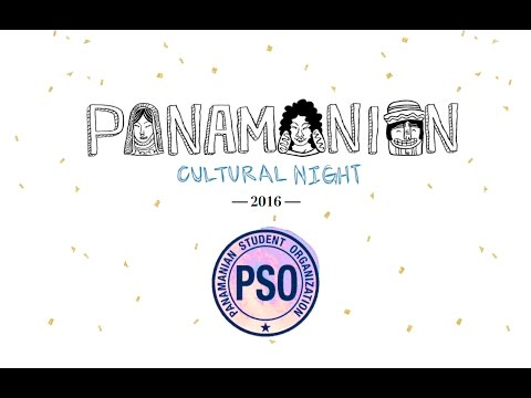 Panamanian Cultural Night 2016 @Pennstate