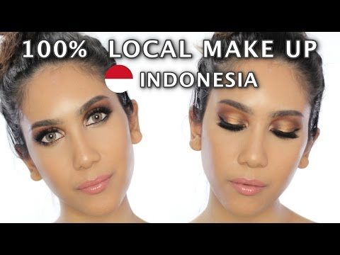 100% Produk Lokal Indonesia | Make Up Tutorial | suhaysalim