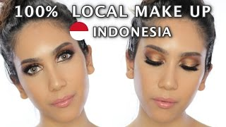 100% Produk Lokal Indonesia | Make Up Tutorial | suhaysalim