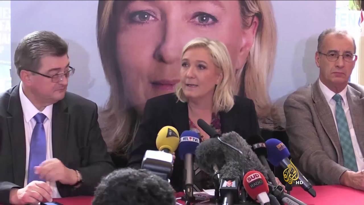 اليمين المتطرف Picture: اليمين المتطرف في فرنسا يحرض على المسلمين