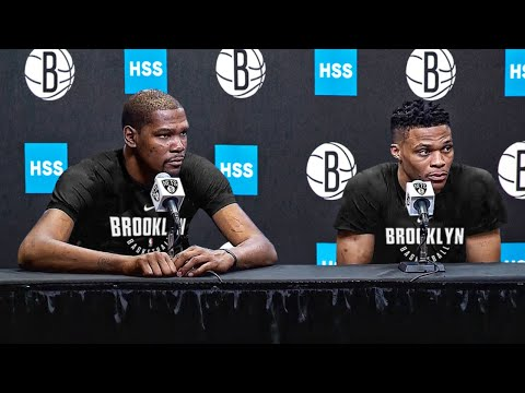 Russell Westbrook Trade To Nets - Reuniting With Kevin Durant & James Harden