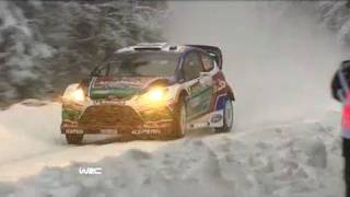 Ford WRC 2011 Sweden Preview