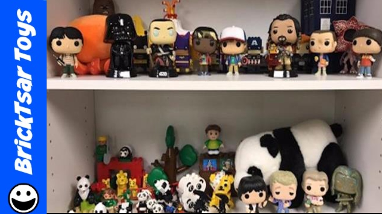 Pop Culture Collection - Funko Pops and LEGO Brick Headz ...