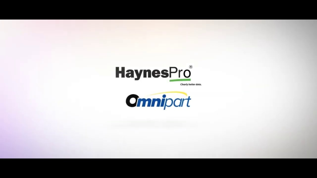 Euro Car Parts Omnipart Haynes Pro 90 Second Demo