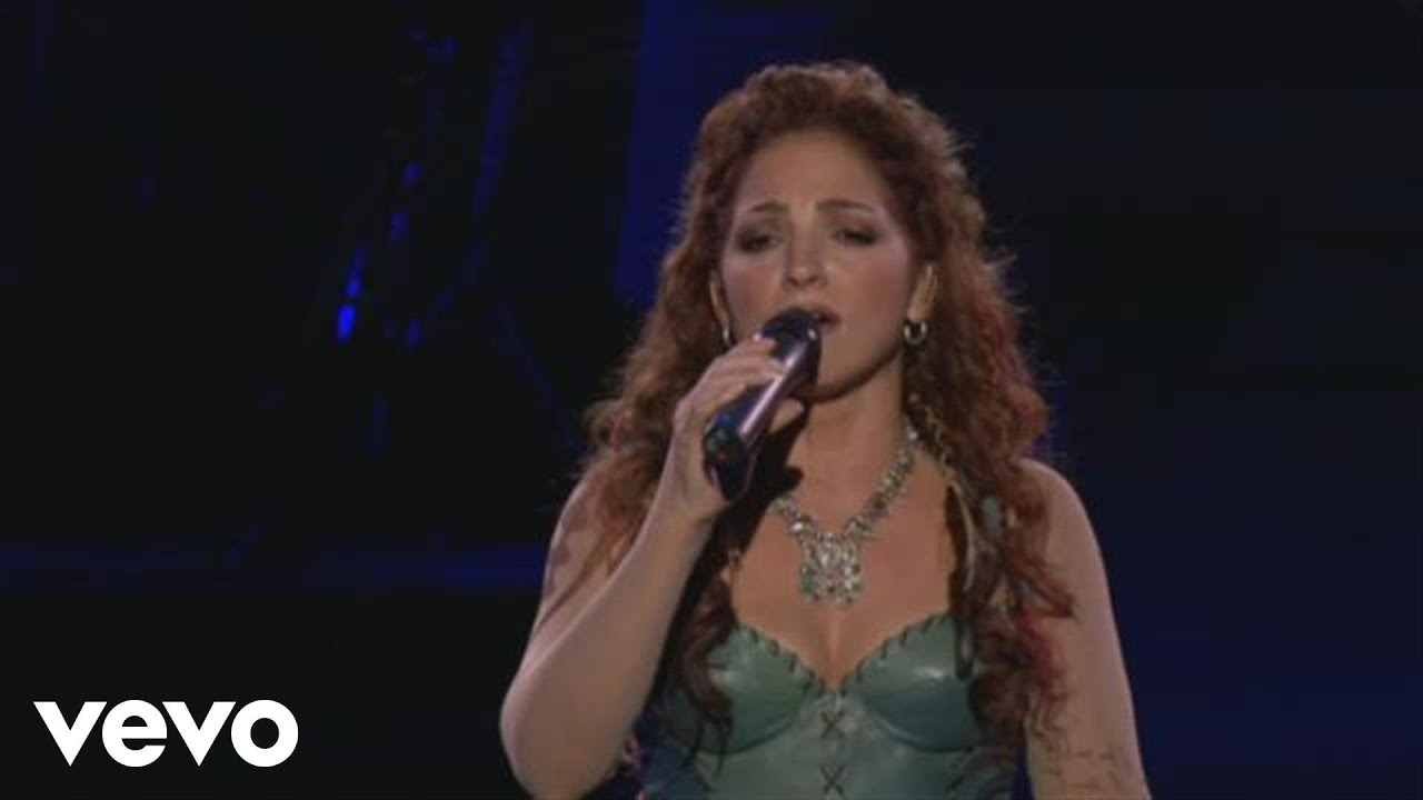 Gloria Estefan - Here We Are / Don't Let The Sun Go Down On Me