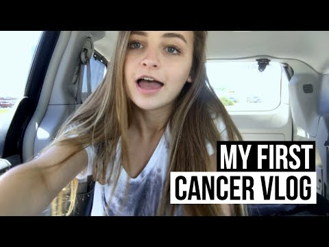 MY FIRST CANCER VLOG