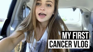 Video MY FIRST CANCER VLOG download MP3, 3GP, MP4, WEBM, AVI, FLV April 2018
