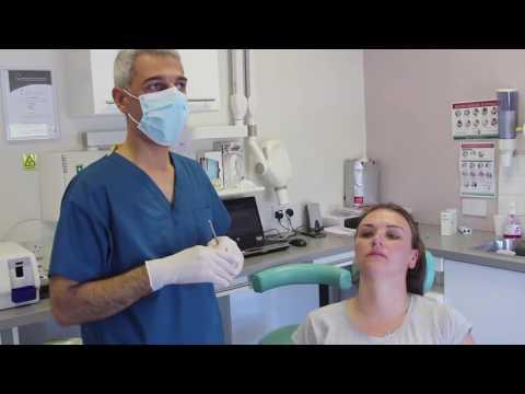 Pembroke dental group first visit