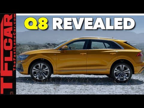 Brand New 2019 Audi Q8: Top 5 Things You Need To Know!