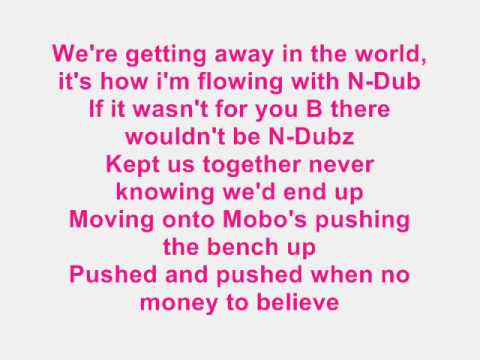 N Dubz  Papa Lyrics