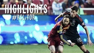 HIGHLIGHTS: Real Salt Lake vs Toronto FC | March 29th, 2013