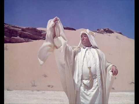 Lawrence of Arabia - Main Theme - Maurice Jarre