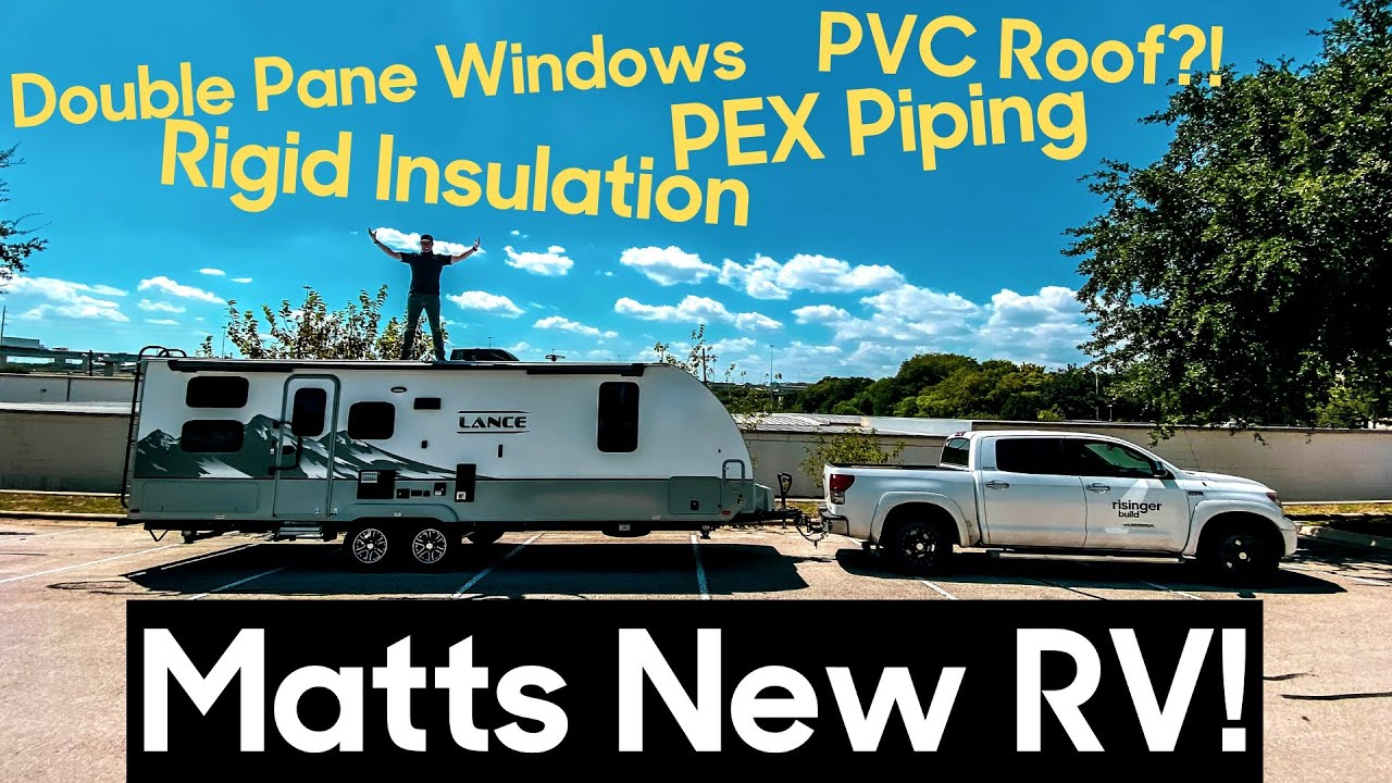 Which Travel Trailer Has The Best Insulation?