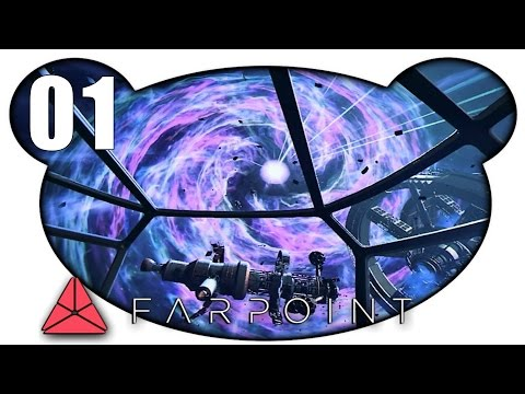 FARPOINT #01 - Ego Perspektive ohne Motion Sickness? (Let