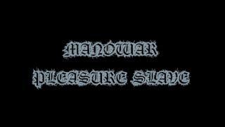 manowar - pleasure slave (bass cover)