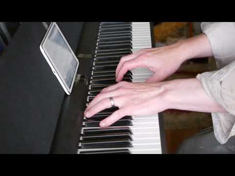 Bad Foot Shuffle by David Martin sheet music at www davidmartinpianotuition co uk