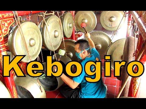 (Tutorial) Belajar GONG / Lancaran KEBO GIRO / How to Play Javanese GAMELAN Music Jawa [HD]