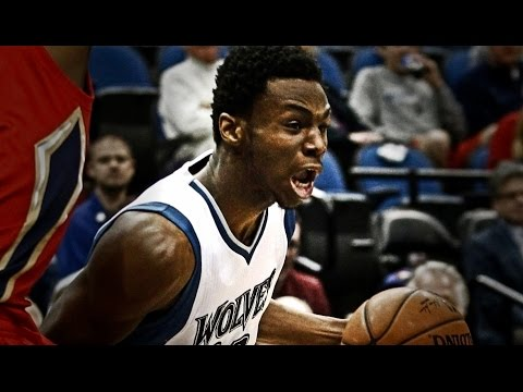 Andrew Wiggins NBA Highlights - Rookie of the Year