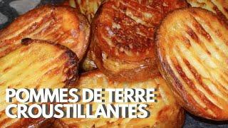 Pommes de terre croustillantes au four - Recette #113