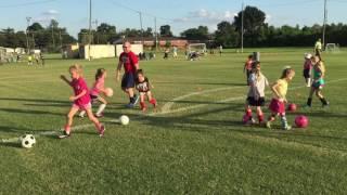 u6 8 soccer games
