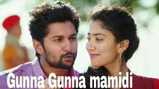 Gunna Gunnamamidi💖song Nani&saipallavi#MCA💖