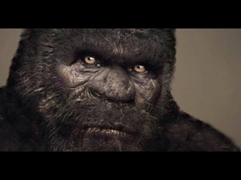 Bigfoot Exists - Deal With It