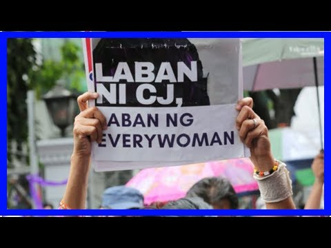 Breaking News | Sereno kicked out by fellow SC justices in close 8-6 vote