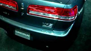 Mercury Milan, Lincoln MKX with MyLincoln, & Lincoln MKZ Hybrid at Nyias 2010 - 4/9/2010