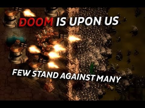 THEY SHALL CRASH UPON THIS FORTRESS LIKE WATER ON ROCK - They Are Billions Gameplay