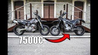Quanto costa la tua moto? 7500€ Per la mia VECCHIA MOTO!