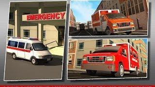 Android Ambulance Duty Simulator 3D GamePlay
