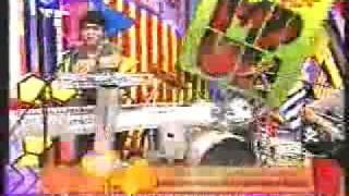 Pee Wee Gaskins di MTV Ampuh GLOBAL TV (Dibalik Hari Esok)