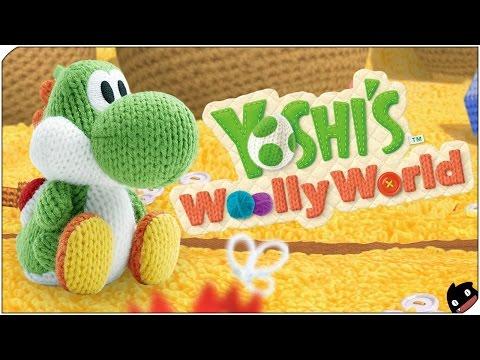Clotilda la huevona   Ep. 13   Yoshi's Woolly World (60fps)