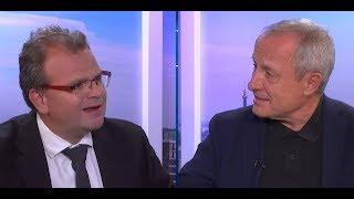 Wahl-Duell: Hans-Jörg Jenewein vs. Peter Pilz